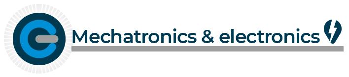 Mechatronics & Electronics